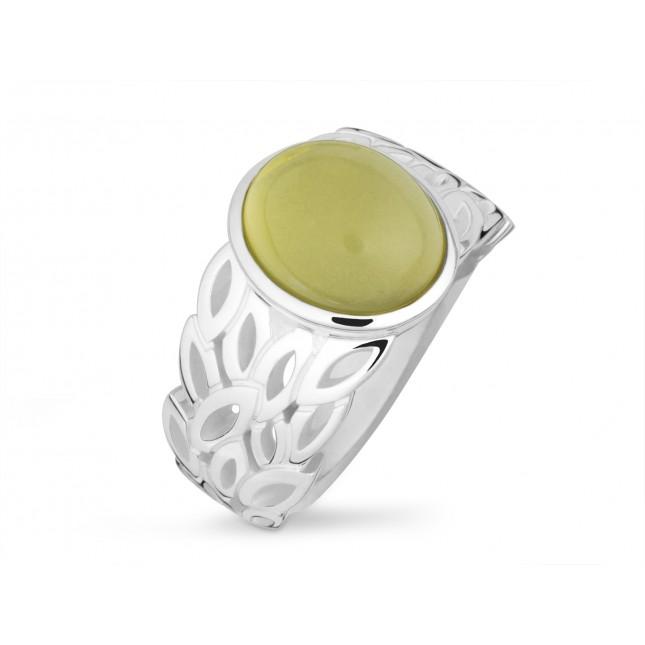Ring 925Ag Lemonq. b.