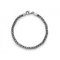 Halskette Königsk. 925Ag