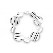 Armband Kreis 925Ag
