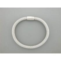 Armband 925Ag schw.