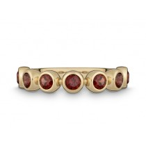 Ring 585Gg Granat
