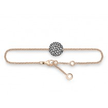 Armband 585Rg Bril. 0,36ct TW/SI